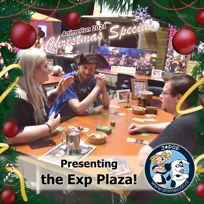 Presenting the Exp Plaza!