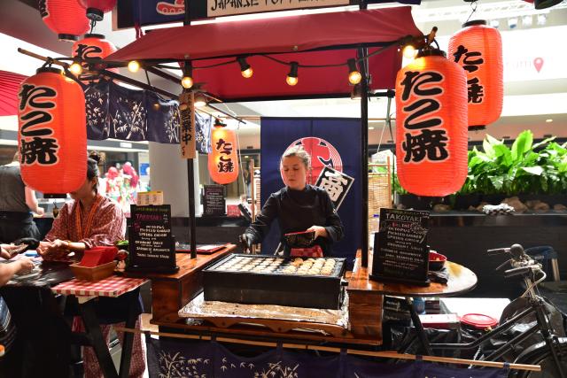 Taste Japan: Takoyaki